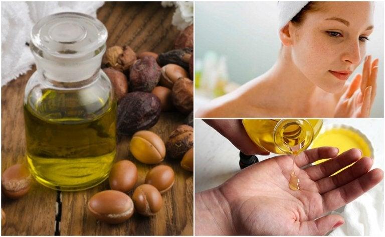 Los 6 beneficios que el aceite de argán le brinda a tu piel