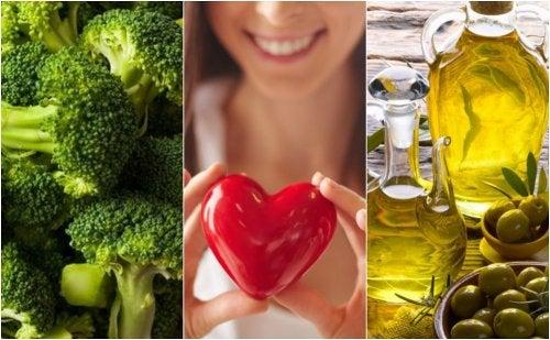 Los 7 alimentos que toda mujer debe consumir para proteger su corazón
