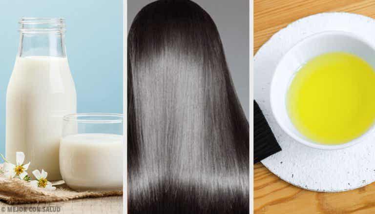 Consejos y mascarillas para embellecer el cabello naturalmente