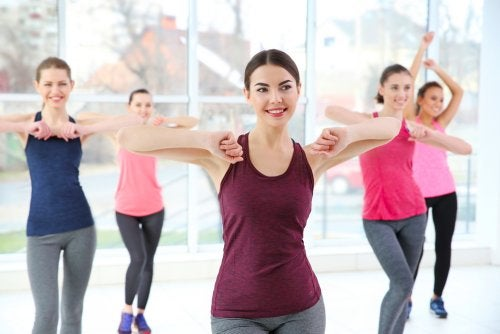 Why dance helps to be fit