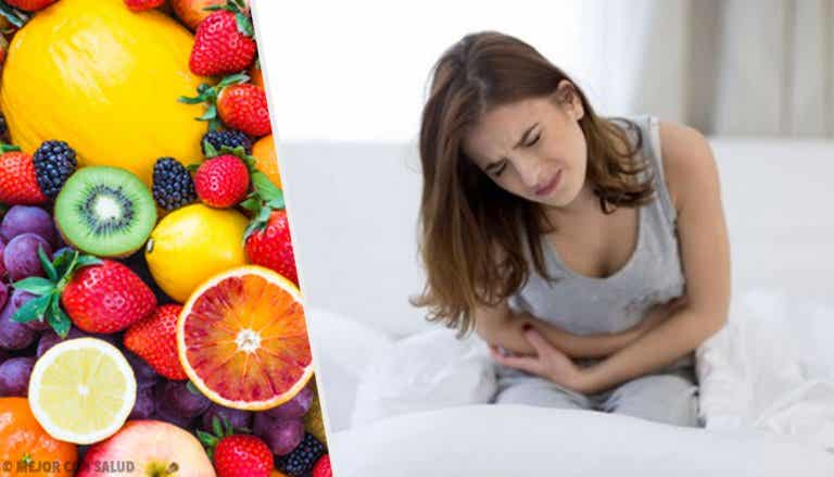 8 frutas que ayudan a combatir el estreñimiento