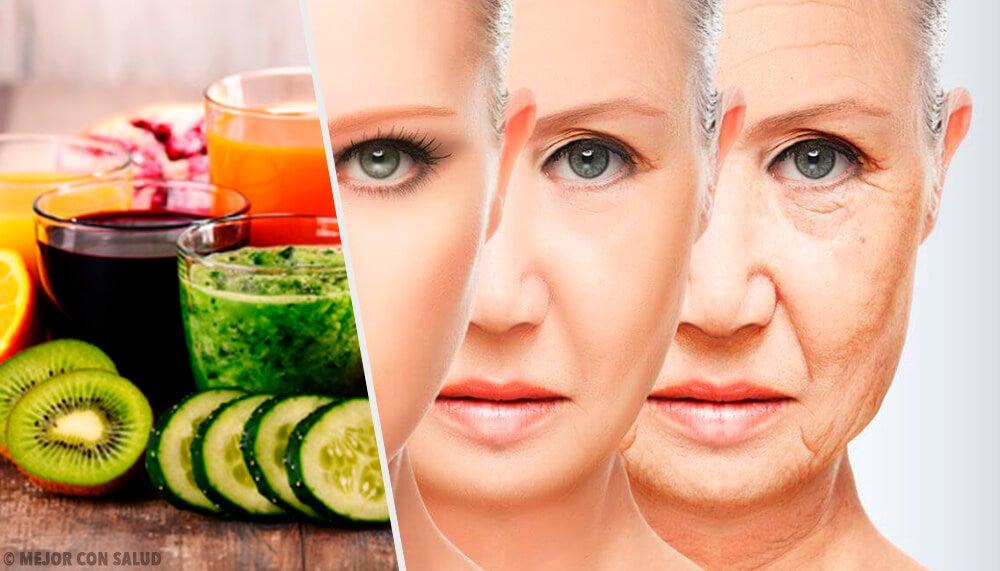 Los antioxidantes contrarrestan los efectos de los radicales libres
