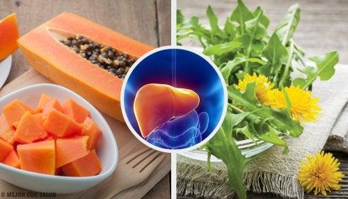 Remedios naturales para el hígado inflamado — Mejor con Salud