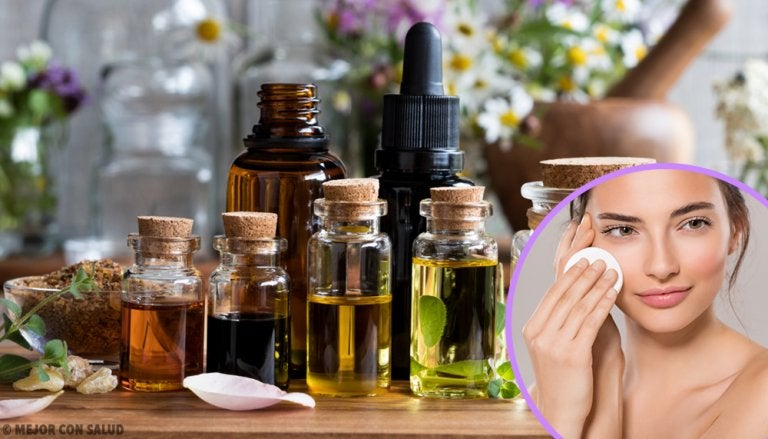 Removedores de maquillaje caseros para piel seca, grasa y sensible