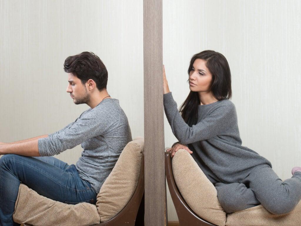 Riesgos de las separaciones temporales en la pareja