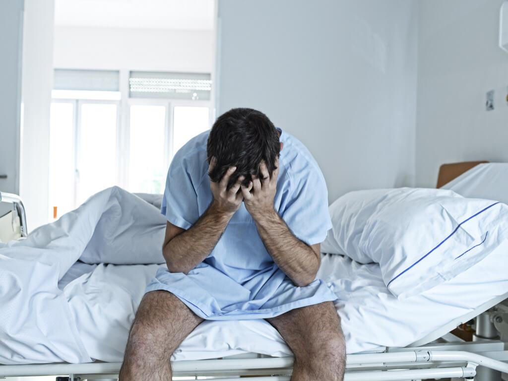 Síntomas de shock hipovolémico