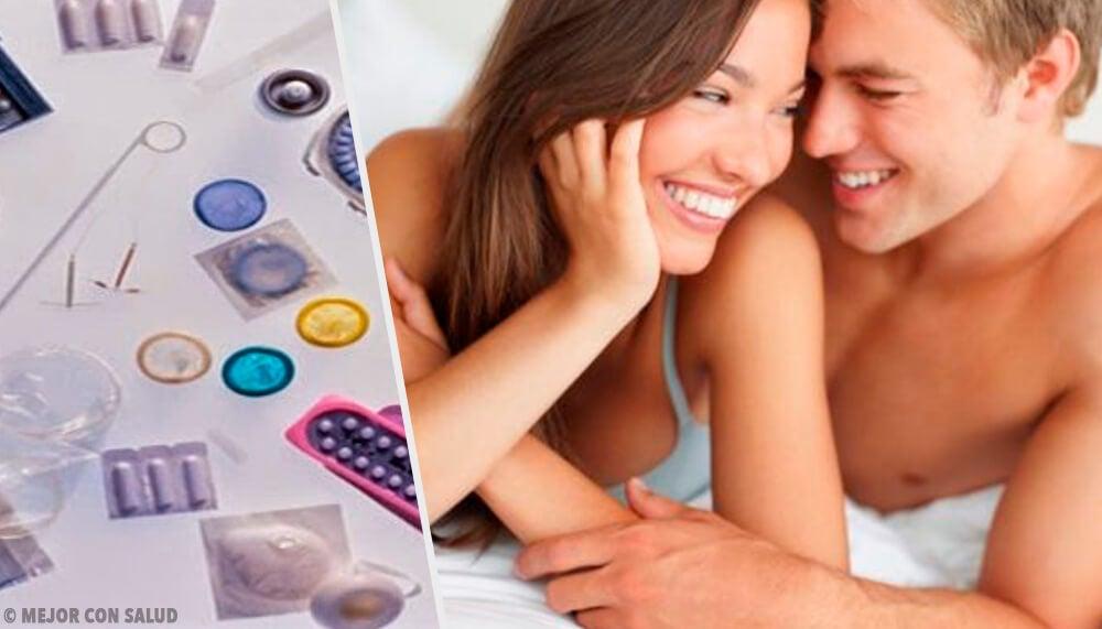 ¿Cuáles son los métodos anticonceptivos que más se utilizan?