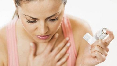 Aquí todo lo que tienes que saber sobre el asma