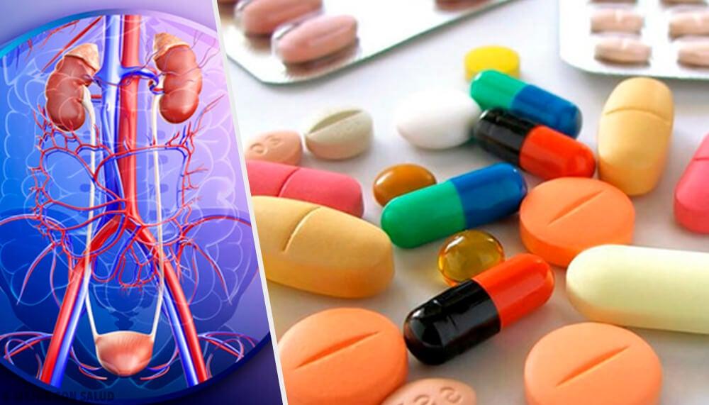Pastillas para el tratamiento de la glomerulonefritis