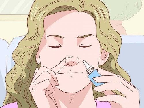 Tratamiento de la rinitis