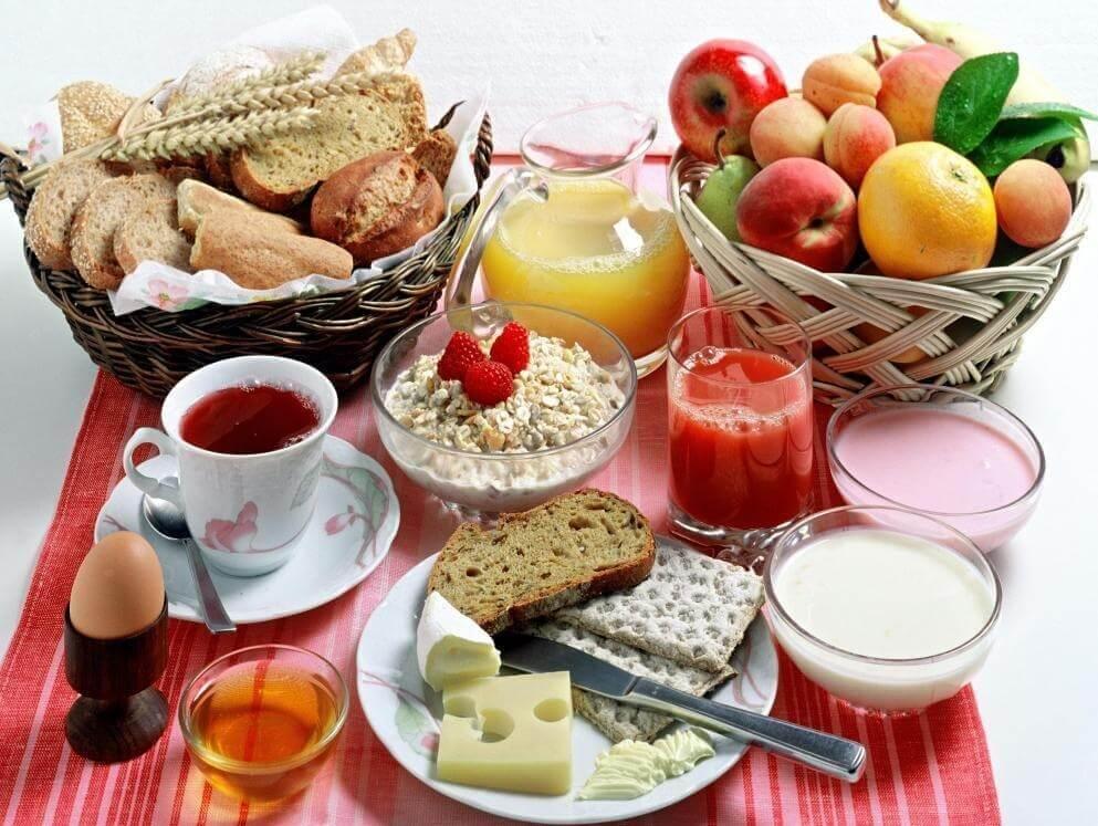 3 desayunos perfectos para una dieta balanceada