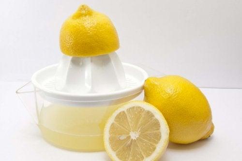 Jugo de limón contra las alergias