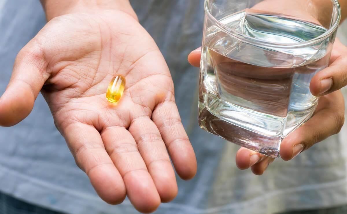 Aceite de onagra píldora