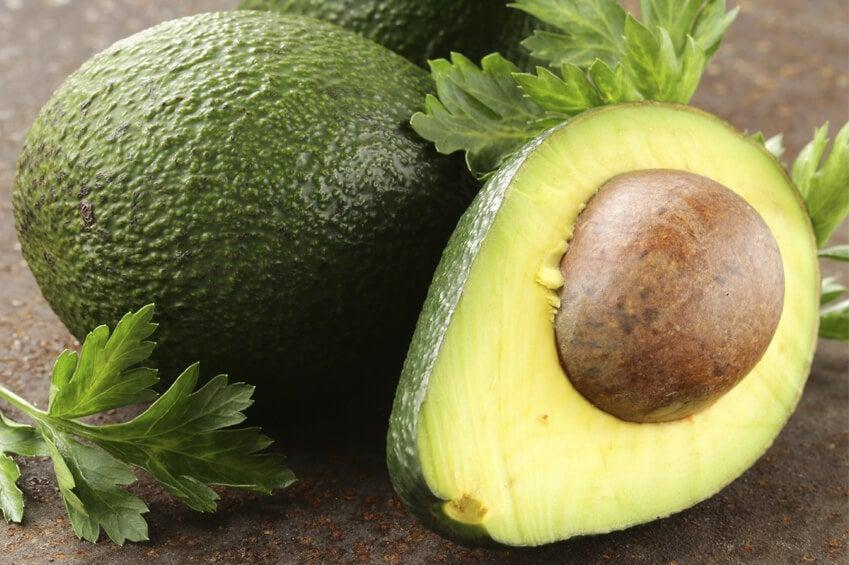 aguacate, uno de los alimentos saludables
