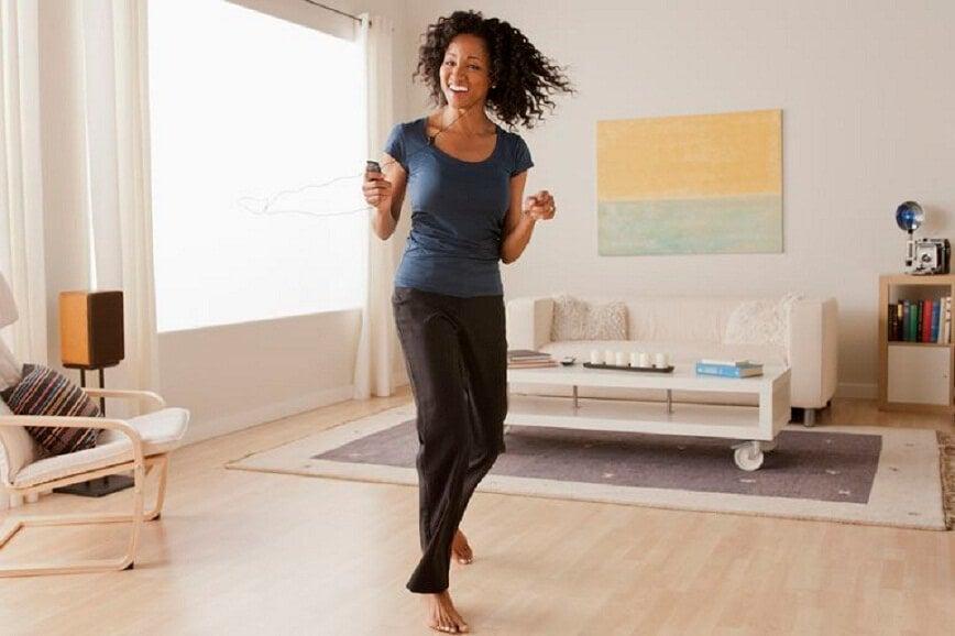 bailar para superar la culpa