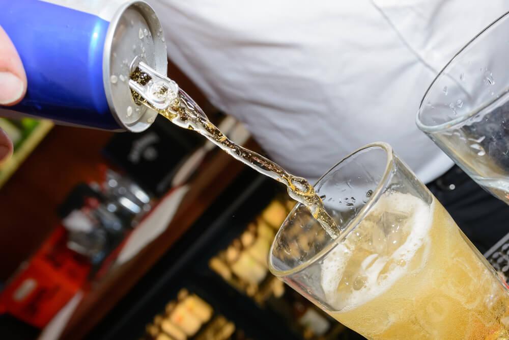 bebidas energizantes con alcohol