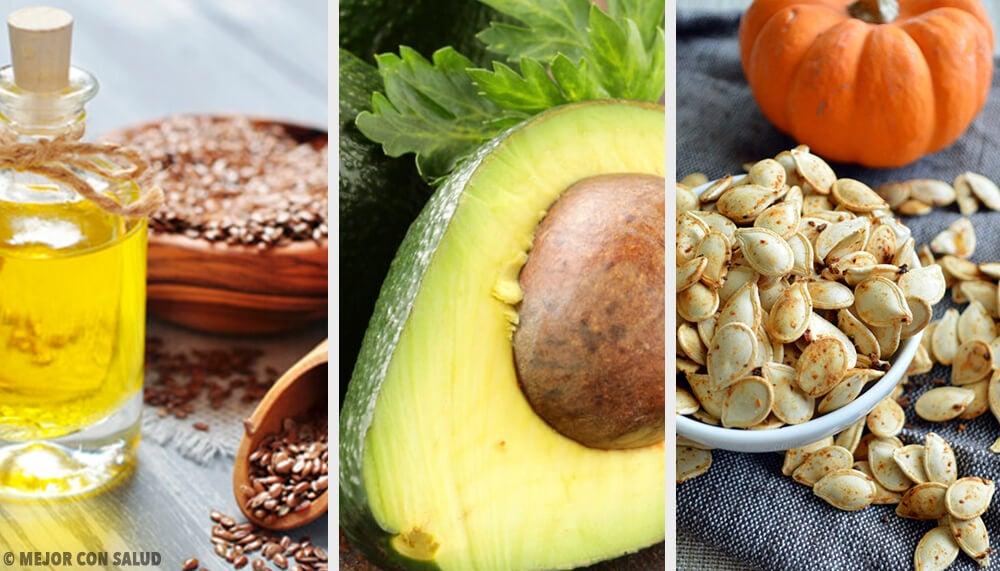 Cuáles son las 10 mejores grasas que no pueden faltar en tu alimentación