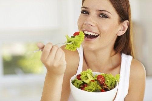 Las porciones que deberías comer están en tus manos