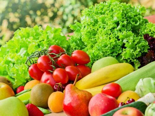 ¿Sabes qué frutas puede comer un bebé?