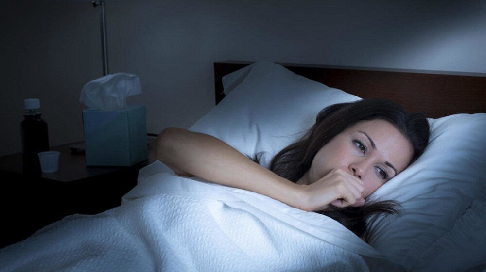 insomnio y mal descanso nocturno