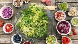 Beneficios de comer ensaladas saludables