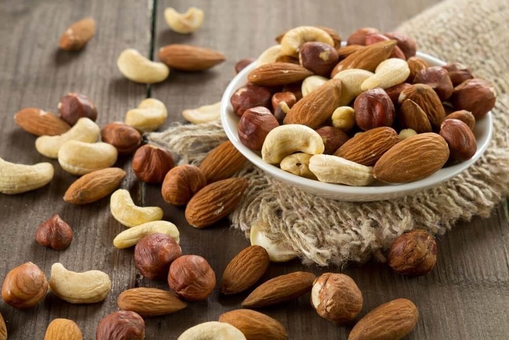 Why eat nuts to lose weight.