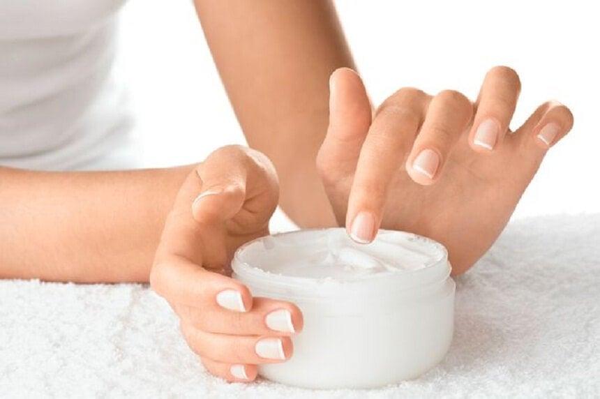 hidratar las uñas