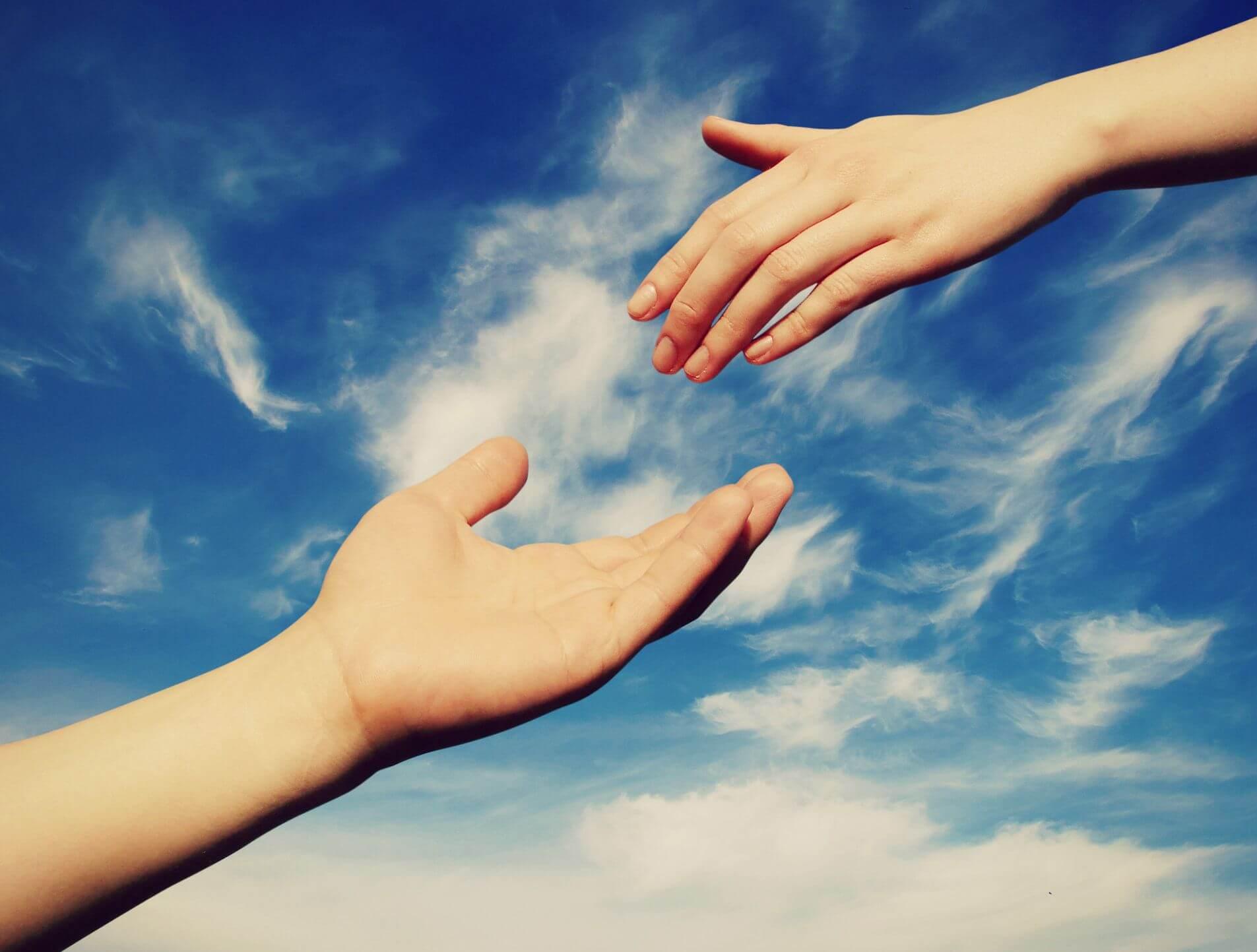 Recomendaciones para ayudar a alguien que sufre