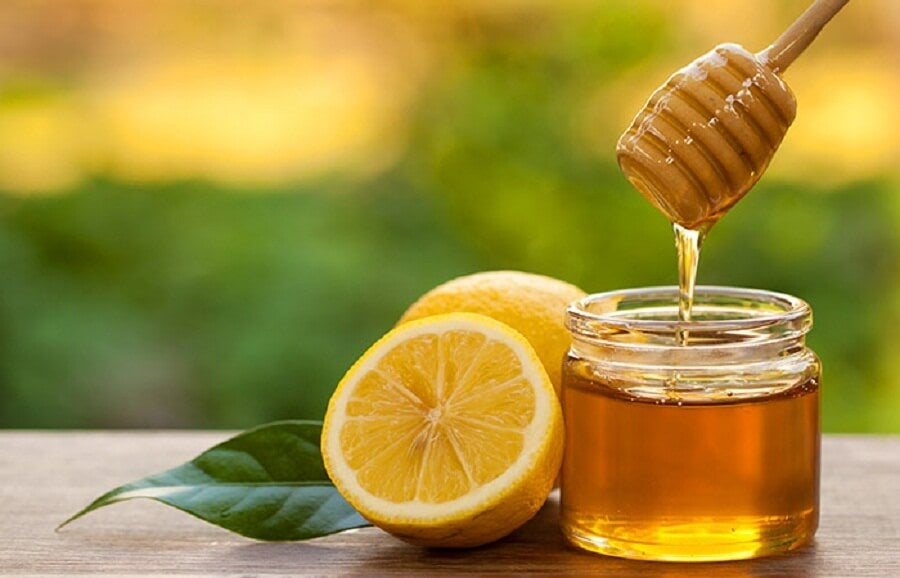 miel-limon