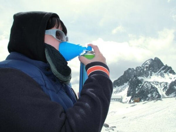 Cómo evitar el malestar por altitud