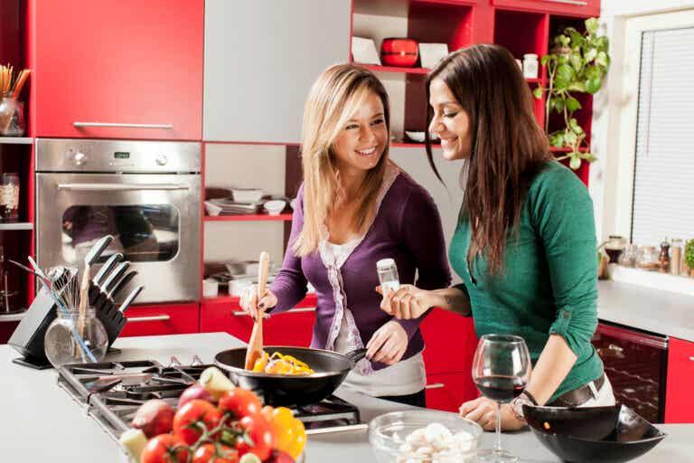 6 trucos de cocina que te ayudan a reducir el consumo de colesterol