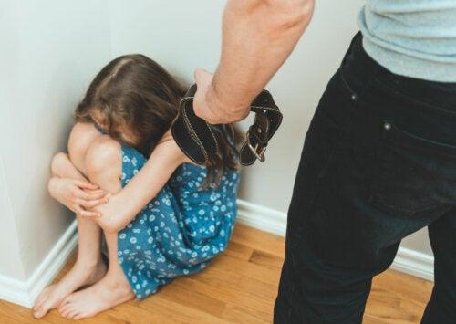 Los efectos a largo plazo de la violencia doméstica