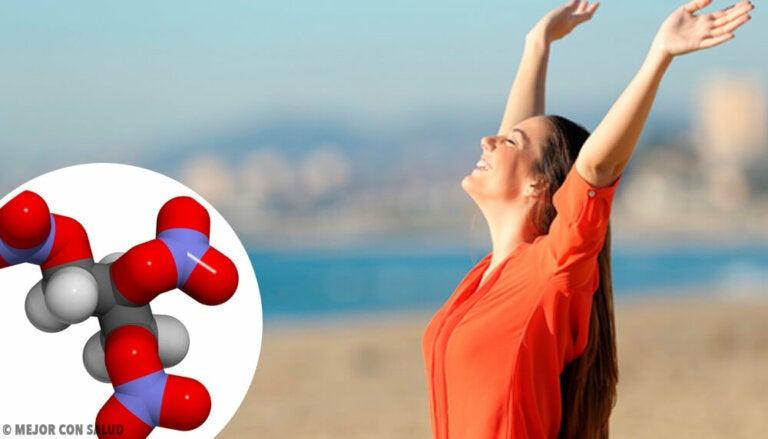 Efectos del óxido nítrico en el cuerpo humano