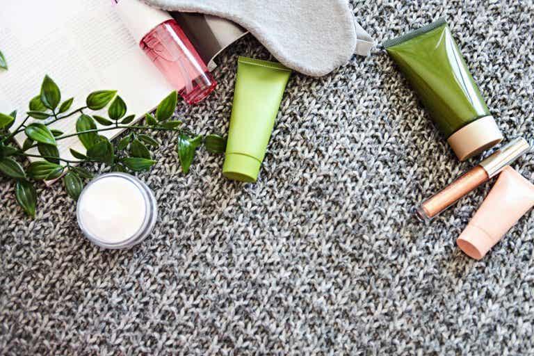 6 productos orgánicos para el cuidado de la piel
