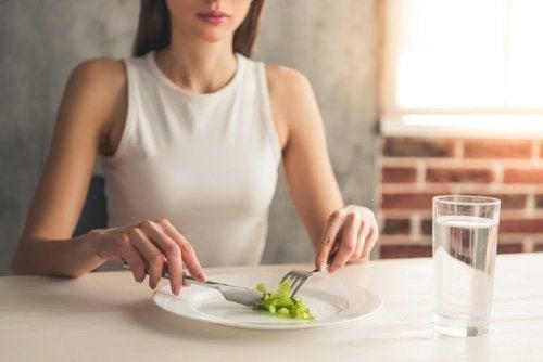 perder peso sin tener hambre