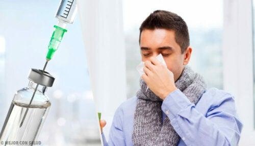 Tratamiento de la gripe