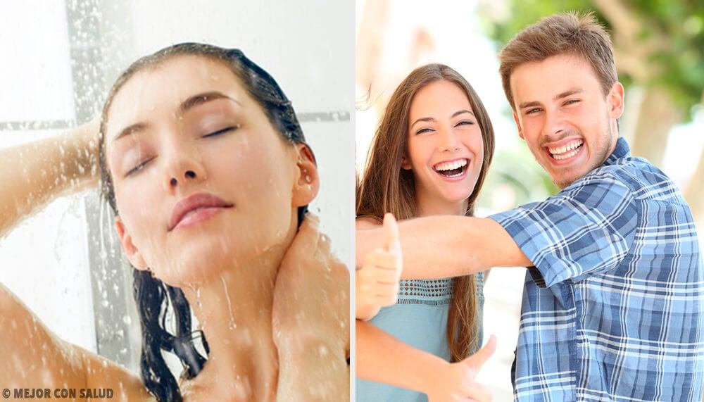 10 cambios que pasarán cuando empieces a ducharte con agua fría a diario