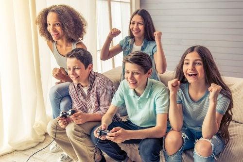 10 juegos peligrosos entre adolescentes