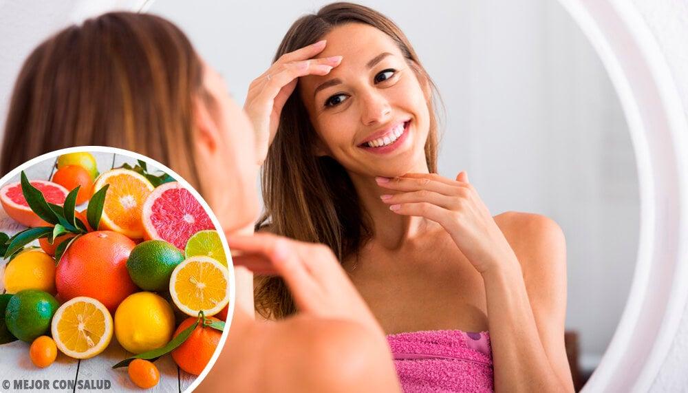 4 exfoliantes de cítricos para combatir la piel seca y las impurezas