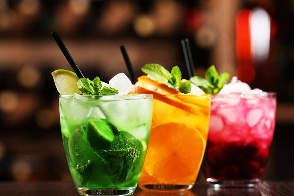 4 deliciosos, fáciles y saludables cócteles sin licor