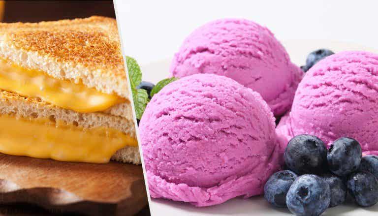 4 recetas dulces caseras con pocas calorías