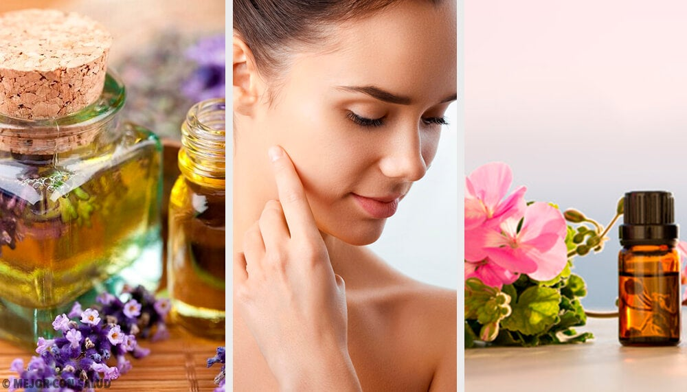 5 aceites esenciales para reparar y suavizar tu piel