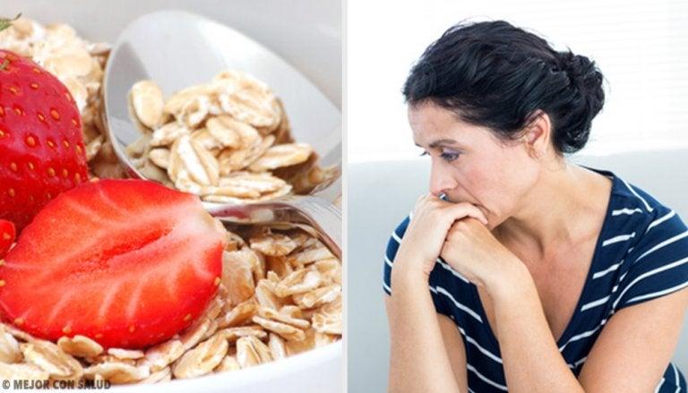 5 alimentos saludables que calman tu ansiedad