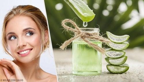 5 posibles beneficios de tomar jugo de aloe vera diariamente