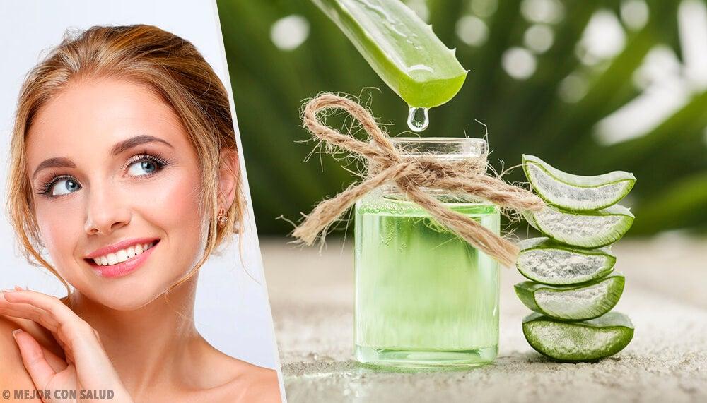 5 beneficios de tomar jugo de aloe vera diariamente
