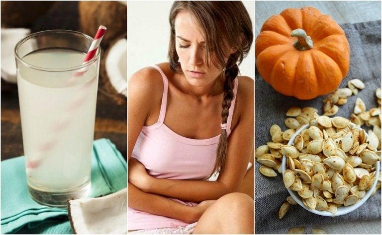 5 remedios beneficiosos para combatir la amebiasis
