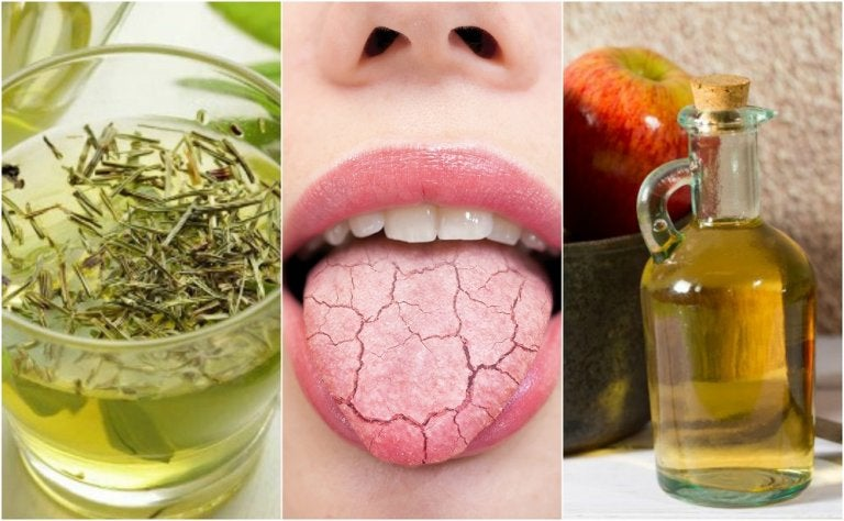 5 remedios caseros para aliviar la boca seca