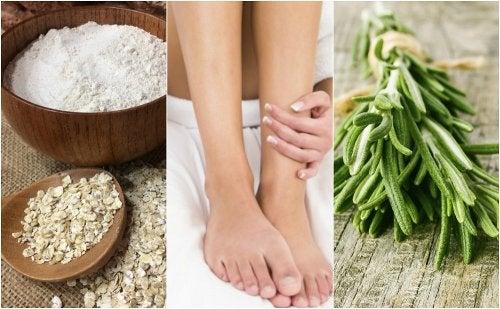 5 remedios caseros para quitar el olor de los pies