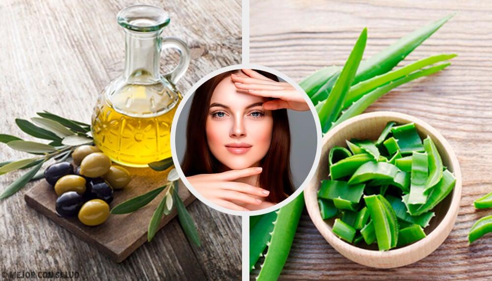 5 removedores de maquillaje caseros para piel seca, grasa y sensible