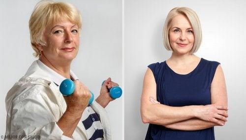 5 trucos para ser feliz y saludable durante la menopausia
